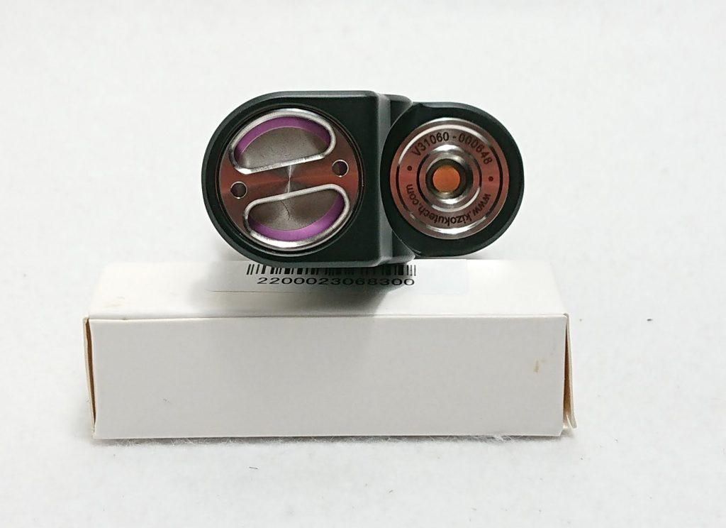 DSC 0063 1 - 【KIZOKU】TECH MOD (キゾク テック モッド)をレビュー!~フルメタル製のステルスMOD~