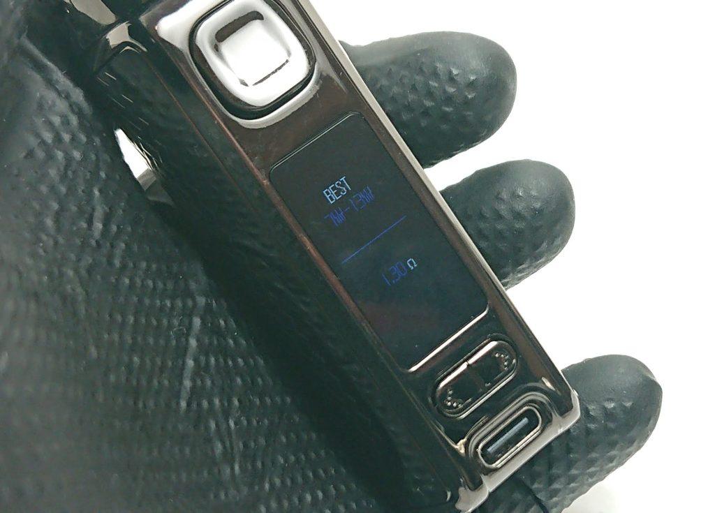 DSC 0038 - 【Eleaf】iStick S80キットをレビュー!~SMARTモード搭載でVAPE初心者でも安心~