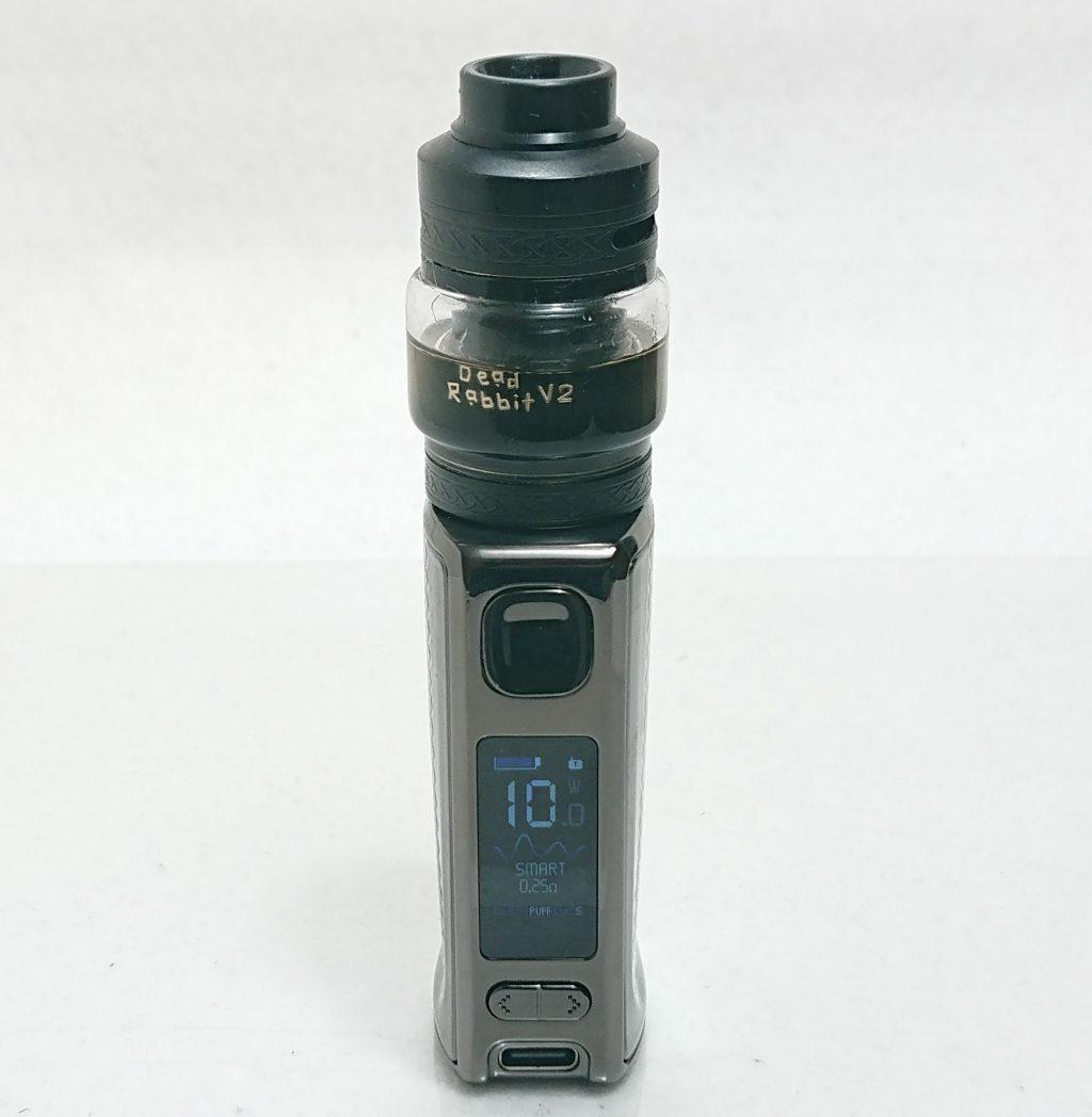 DSC 0041 - 【Eleaf】iStick S80キットをレビュー!~SMARTモード搭載でVAPE初心者でも安心~