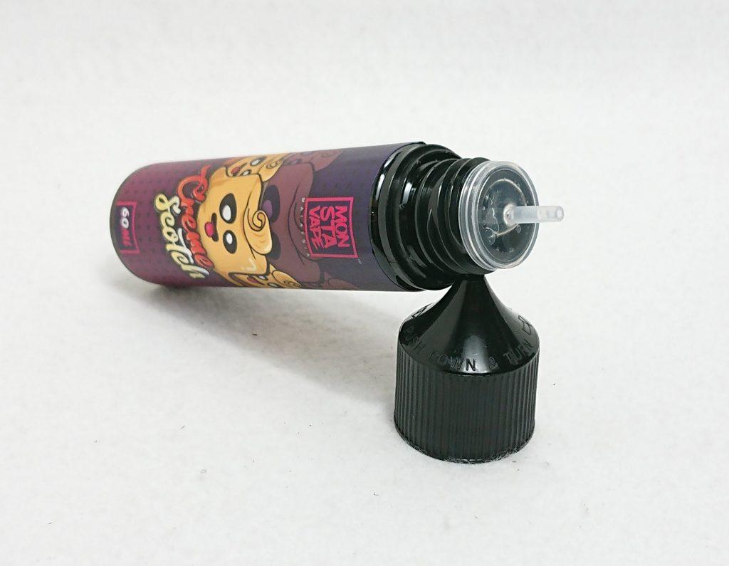 DSC 0090 - 【MONSTA VAPE】Creme Scotch(クリームスコッチ)をレビュー!~バタースコッチなスイーツ系フレーバーリキッド!~
