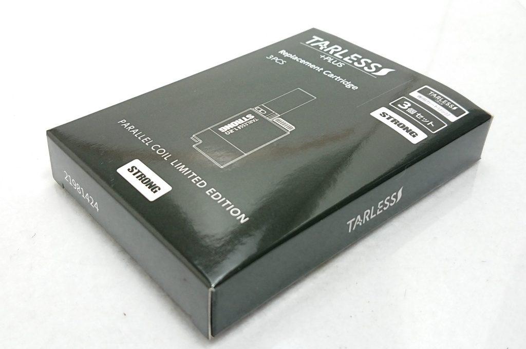 DSC 0107 scaled - 【TARLESS】ターレスプラス専用カートリッジ『ストロング』をレビュー!~パラレルコイルのロングカートリッジ!~