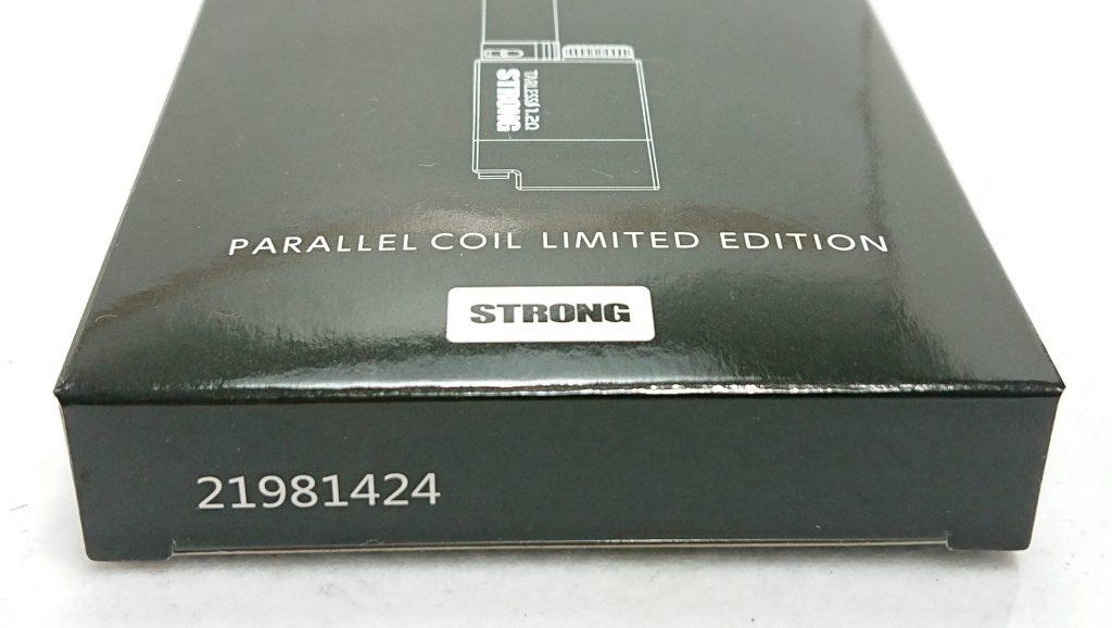DSC 0109 scaled - 【TARLESS】ターレスプラス専用カートリッジ『ストロング』をレビュー!~パラレルコイルのロングカートリッジ!~