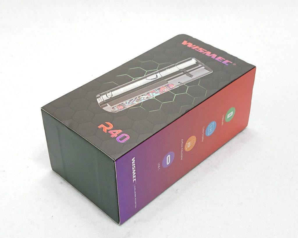 DSC 0143 - 【Wismec】R40 Pod Mod Kitをレビュー!~スマートモードで自動で出力調整してくれるPOD型デバイス~