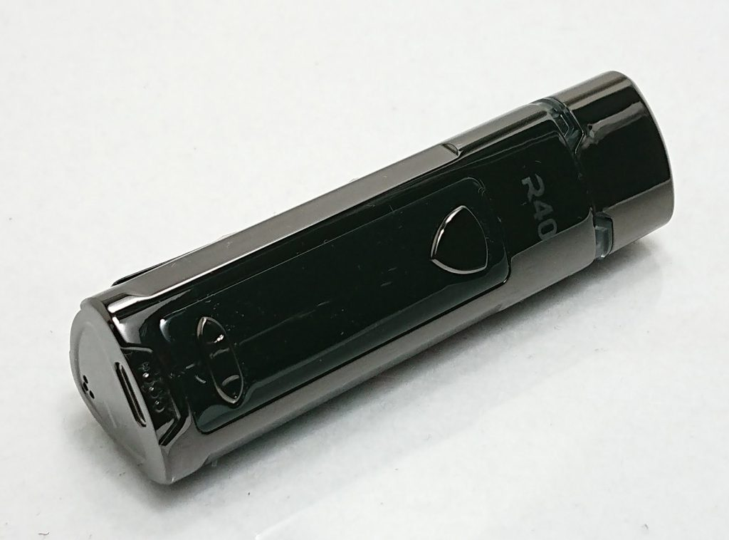 DSC 0149 - 【Wismec】R40 Pod Mod Kitをレビュー!~スマートモードで自動で出力調整してくれるPOD型デバイス~