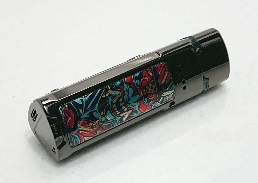 DSC 0150 - 【Wismec】R40 Pod Mod Kitをレビュー!~スマートモードで自動で出力調整してくれるPOD型デバイス~