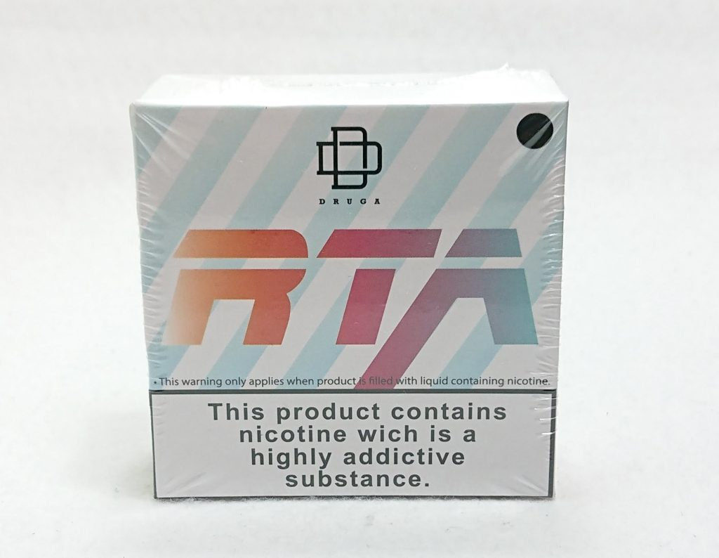 DSC 0183 - 【AUGVAPE】Druga RTAをレビュー!~シンプルなDL向けシングルコイルRTA~