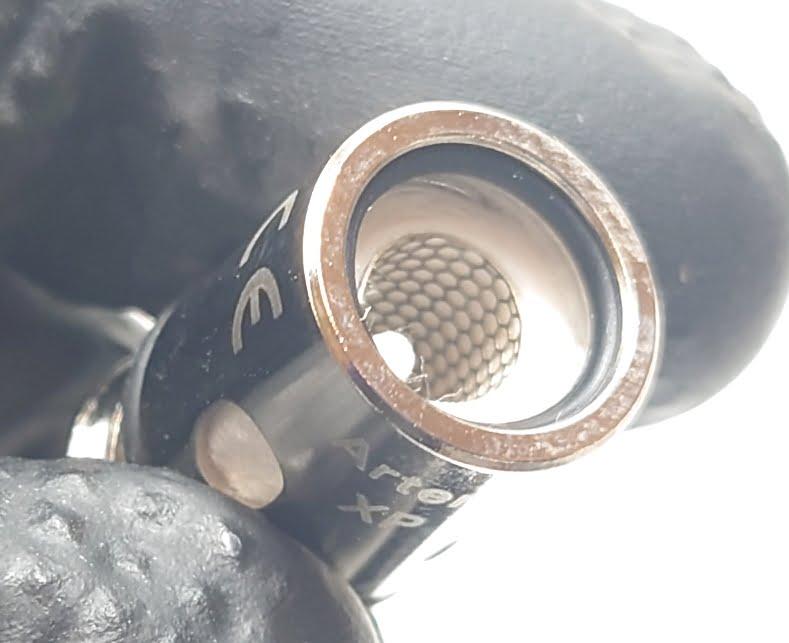 DSC 0021 - 【Artery】Cold Steel AIO XP 4ml(コールドスチール エーアイオー)をレビュー!~最大120Wまで出力が可能な何でもできるAIOデバイス~