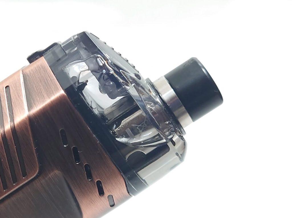 DSC 0033 - 【Artery】Cold Steel AIO XP 4ml(コールドスチール エーアイオー)をレビュー!~最大120Wまで出力が可能な何でもできるAIOデバイス~