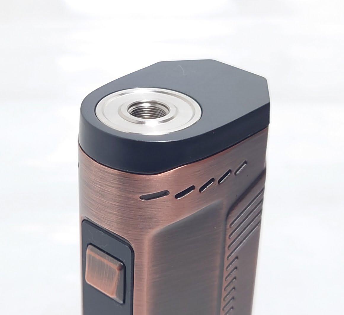 DSC 0037 - 【Artery】Cold Steel AIO XP 4ml(コールドスチール エーアイオー)をレビュー!~最大120Wまで出力が可能な何でもできるAIOデバイス~