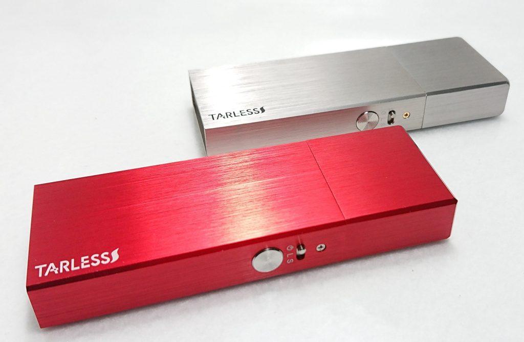 DSC 0126 scaled - 【TARLESS】ターレスプラスに新色の『ブラッシュレッド 』が登場!