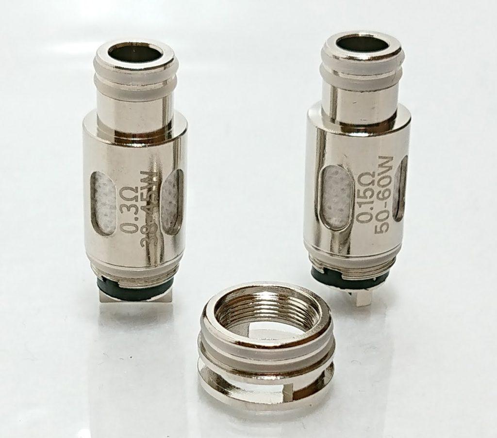 DSC 0296 - 【Rincoe】jellybox MINI 80W スターターキットをレビュー!~フルスケルトンのテクニカルMOD~
