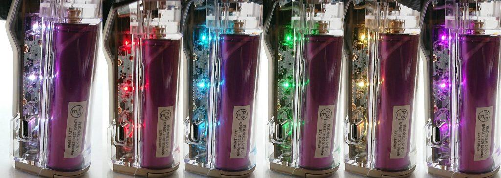 DSC 0309 horz scaled - 【Rincoe】jellybox MINI 80W スターターキットをレビュー!~フルスケルトンのテクニカルMOD~