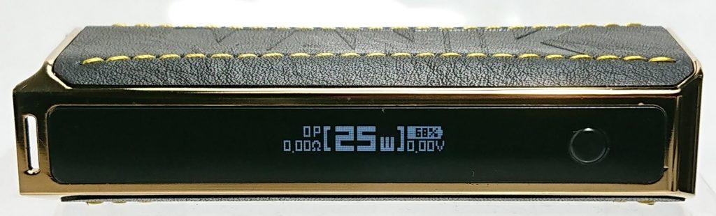 DSC 0327 - 【Wotofo】 Manik Mini Podをレビュー!~レザーが印象的なコンパクトPOD型デバイス~