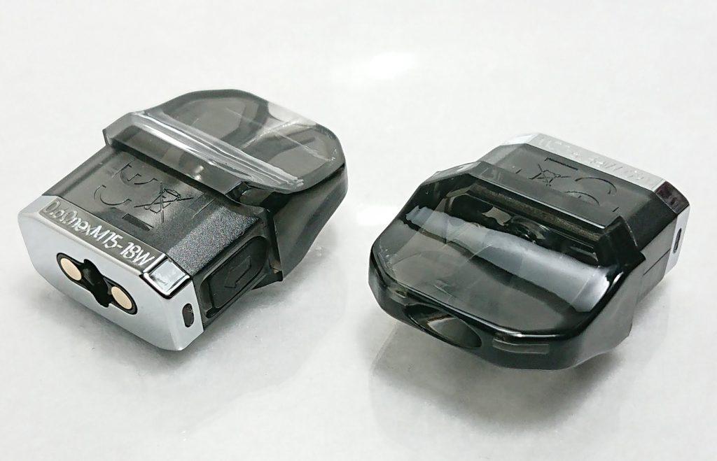 DSC 0330 - 【Wotofo】 Manik Mini Podをレビュー!~レザーが印象的なコンパクトPOD型デバイス~