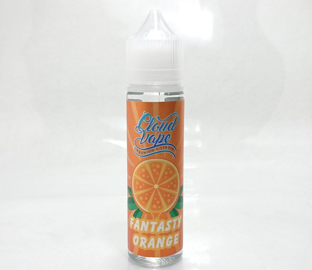 DSC 0255 scaled - 【Vaporever】Cloud & Rayol - Premium E-Liquidファンタジー・オレンジを購入!