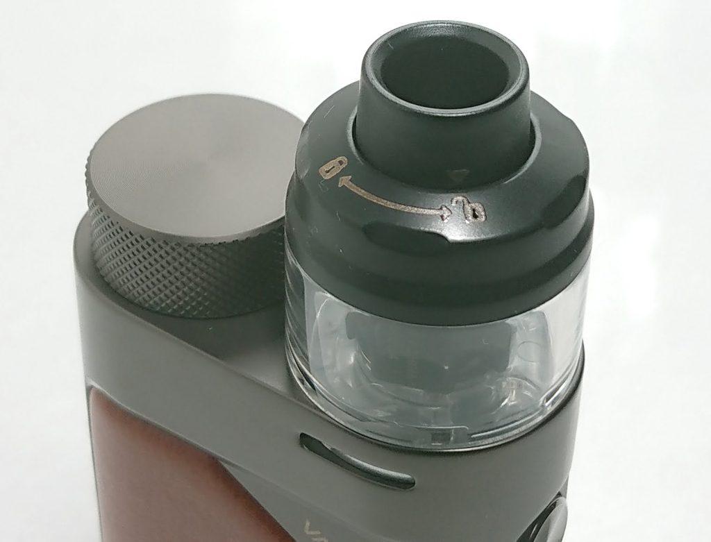 DSC 0709 - 【Vaporesso】SWAG PX80をレビュー!~ステルススクリーン搭載で18650バッテリー駆動の爆煙デバイス!~