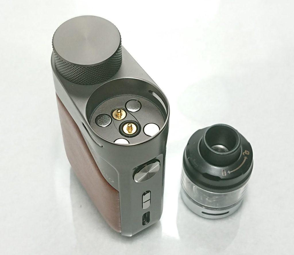DSC 0711 - 【Vaporesso】SWAG PX80をレビュー!~ステルススクリーン搭載で18650バッテリー駆動の爆煙デバイス!~