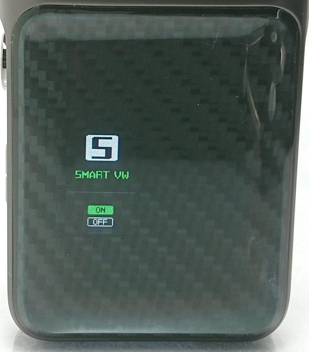 DSC 0724 - 【Vaporesso】SWAG PX80をレビュー!~ステルススクリーン搭載で18650バッテリー駆動の爆煙デバイス!~