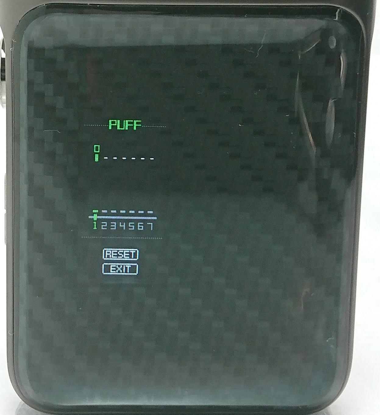DSC 0725 - 【Vaporesso】SWAG PX80をレビュー!~ステルススクリーン搭載で18650バッテリー駆動の爆煙デバイス!~