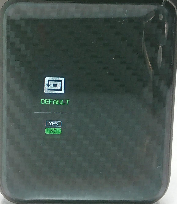 DSC 0731 - 【Vaporesso】SWAG PX80をレビュー!~ステルススクリーン搭載で18650バッテリー駆動の爆煙デバイス!~