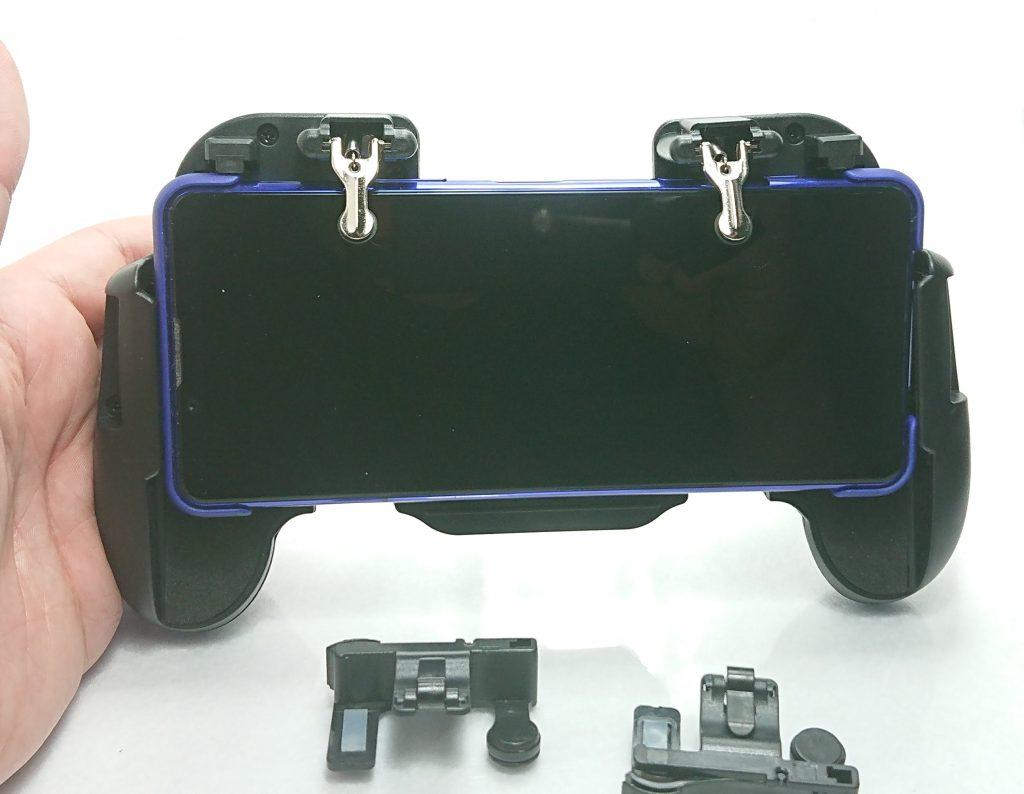 DSC 0772 - 『Call of Duty Mobile』Daisoで買えるスマホゲーム用アイテム3選~内2つは個人的にハズレ~