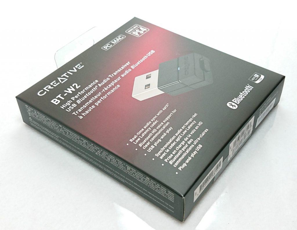 DSC 0837 scaled - PS4でBluetooth機器(イヤホン・ヘッドホン)を接続させる方法~Creative BT-W2は良かったが…~