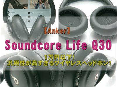 cats 11 400x300 - 【Anker】 Soundcore Life Q30をレビュー!~1万以下の汎用性が高すぎるヘッドホン~