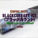 20210516 154035 1 150x150 - 【EMPIRE BREW】 BLACKCURRANT ICE (ブラックカラント)をレビュー!~純カシスフレーバーリキッド~