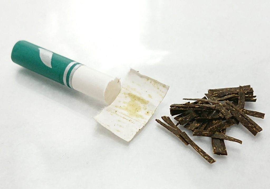 DSC 0931 - 【茶葉+CBD】CBD HEAL(CBDヒール)をレビュー!~アイコスで吸えるCBDで気軽にCBD習慣!~