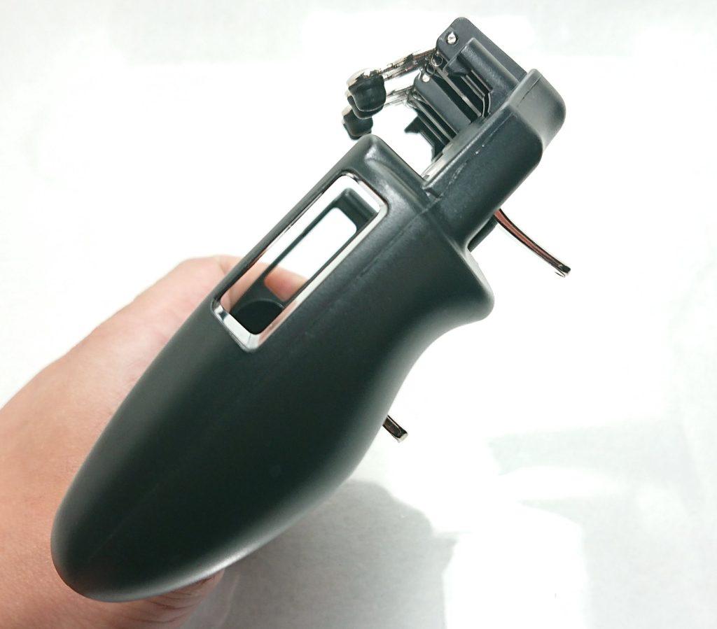 DSC 0958 - トリガーが4本付いたスマホ用コントローラーをレビュー!~高いだけあるが、慣れが必要~