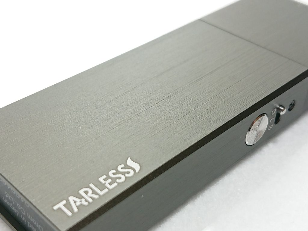 DSC 1001 - TARLESSPLUS(ターレスプラス)に新色『ガンメタルブラック』が登場!~渋めのいぶし銀カラー~
