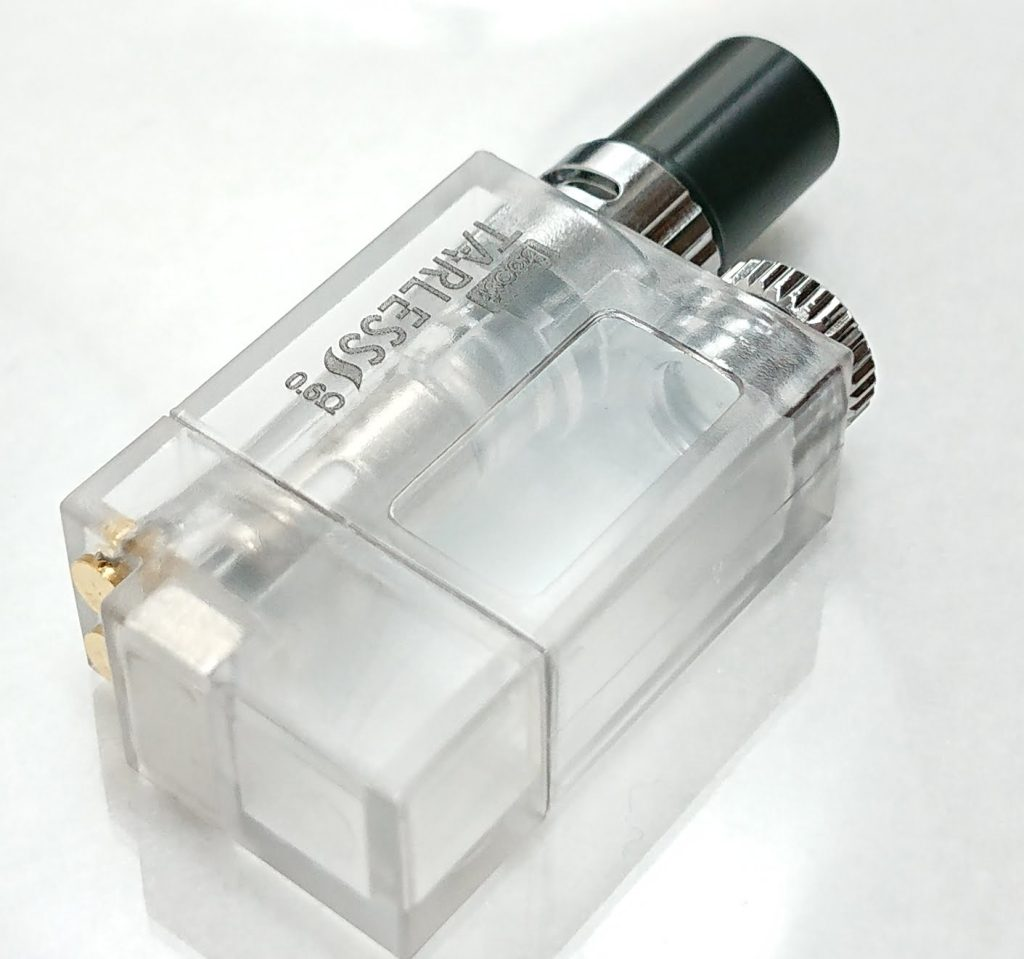DSC 1005 - TARLESSPLUS(ターレスプラス)に新色『ガンメタルブラック』が登場!~渋めのいぶし銀カラー~