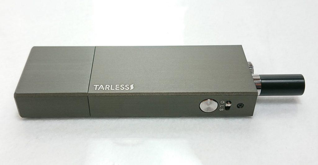 DSC 1007 scaled - TARLESSPLUS(ターレスプラス)に新色『ガンメタルブラック』が登場!~渋めのいぶし銀カラー~