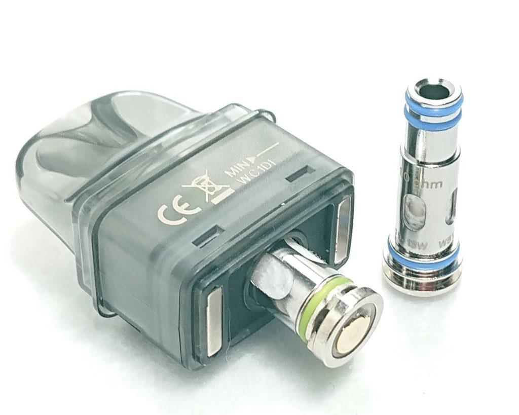 DSC 1096 - 【FreeMax】Onnix (オニックス) スターターキットをレビュー!~3段階の出力変更やRDL・MTLの切替も可能なPOD型デバイス!~