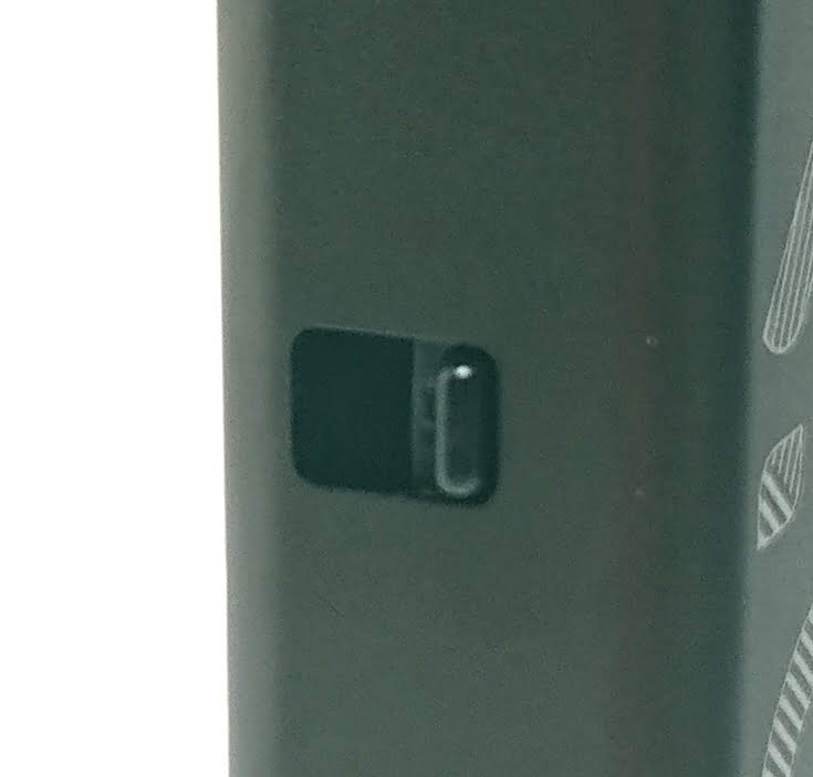 DSC 1104 - 【FreeMax】Onnix (オニックス) スターターキットをレビュー!~3段階の出力変更やRDL・MTLの切替も可能なPOD型デバイス!~