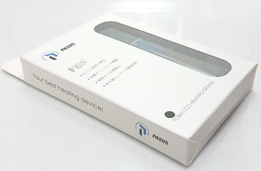DSC 1122 scaled - 【アイコス互換機】PASUS V6Sをレビュー!~コンパクトサイズで簡単操作!更に約20本の連続チェーンが可能!~