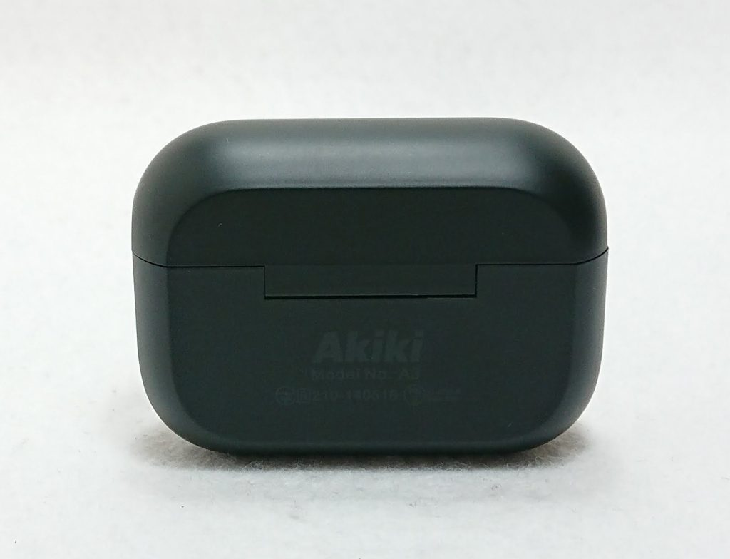 DSC 0050 - 【AKIKI】完全ワイヤレスイヤホン『A3』をレビュー!~完全ワイヤレスイヤホンデビューに最適!~