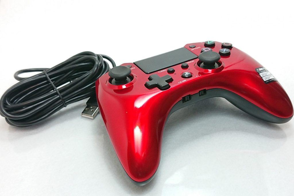 DSC 1152 scaled - 【連射機能搭載】ホリパッドFPSプラス for PS4をレビュー!~APEX(エーペックス)で使える機能性重視で価格も安め~