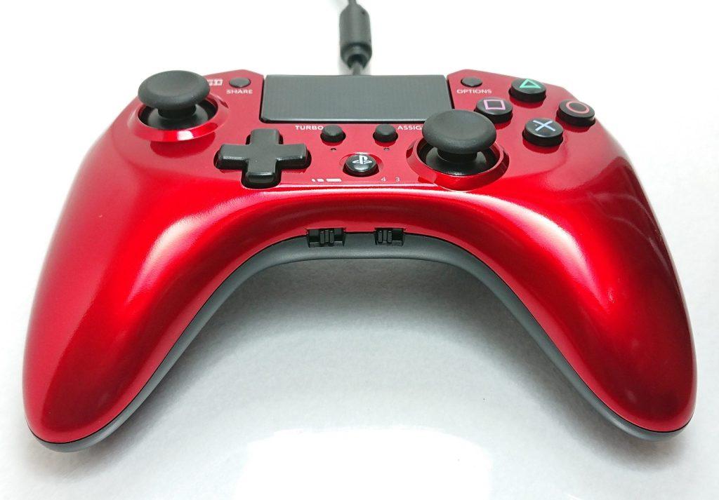 DSC 1154 scaled - 【連射機能搭載】ホリパッドFPSプラス for PS4をレビュー!~APEX(エーペックス)で使える機能性重視で価格も安め~