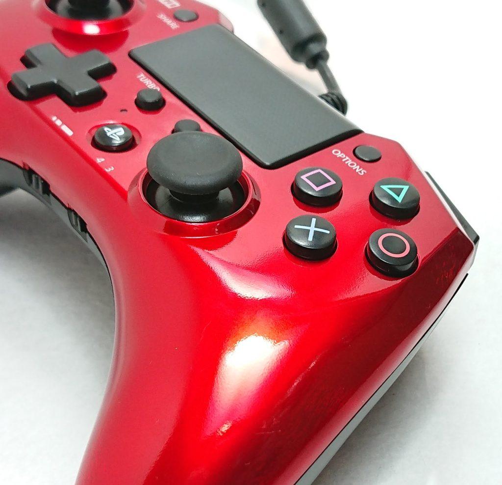 DSC 1156 - 【連射機能搭載】ホリパッドFPSプラス for PS4をレビュー!~APEX(エーペックス)で使える機能性重視で価格も安め~