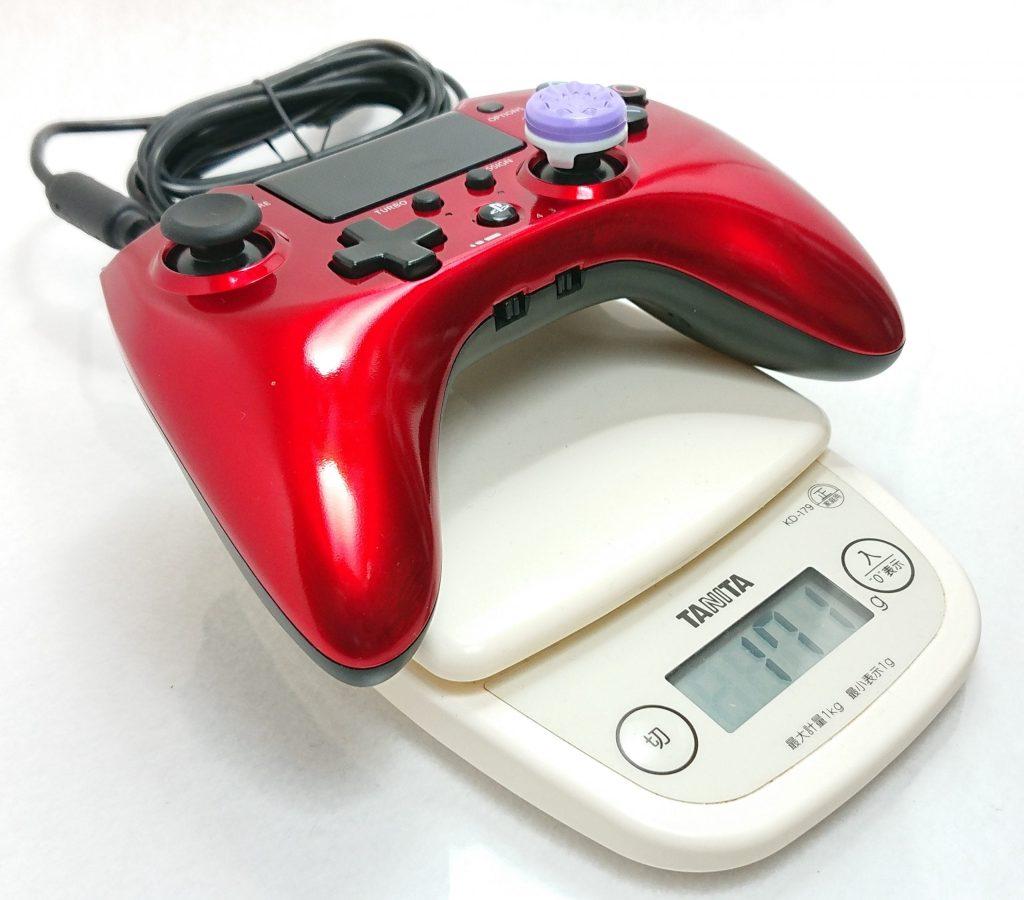 DSC 1167 scaled - 【連射機能搭載】ホリパッドFPSプラス for PS4をレビュー!~APEX(エーペックス)で使える機能性重視で価格も安め~