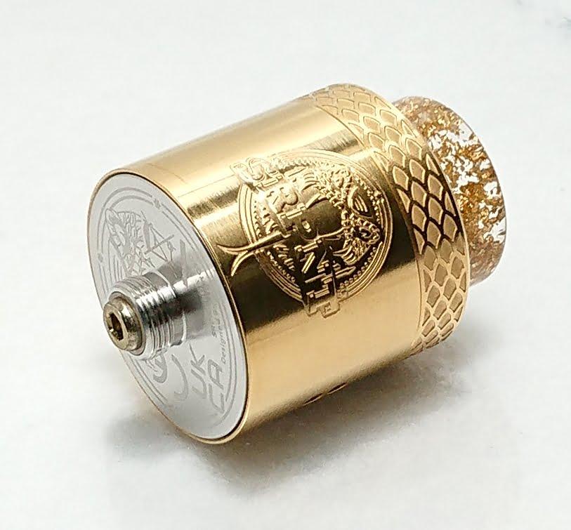 DSC 1190 - 【WOTOFO】SRPNT RDA をレビュー!~シングルでもデュアルでも爆煙のRDA~