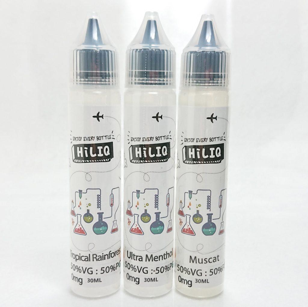 DSC 1301 - 【HiLIQ】ハイリクで人気のリキッド3種類をレビュー!~迷ったらとりあえずこの3種!~