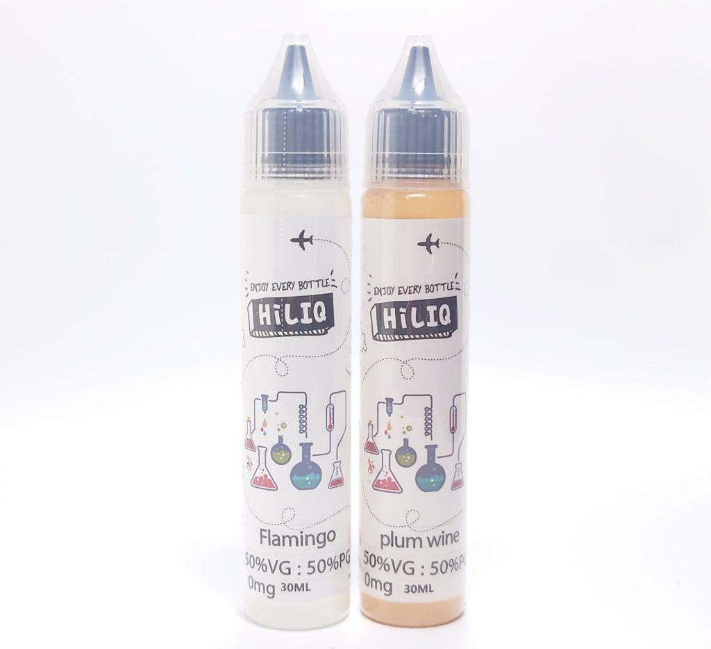 20210913 115122 - 【HiLIQ】PLUM WINE・FLAMINGOをレビュー!~HiLIQ産の鉄板?酒系フレーバーリキッド2種!~