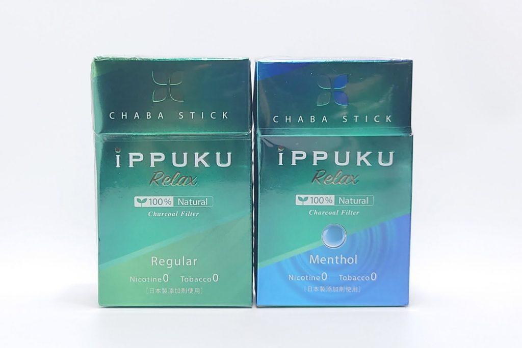 20210913 120607 - 【IPPUKU RELAX】ノーニコチン茶葉スティックをレビュー!~火を点けて吸う禁煙グッズ!~