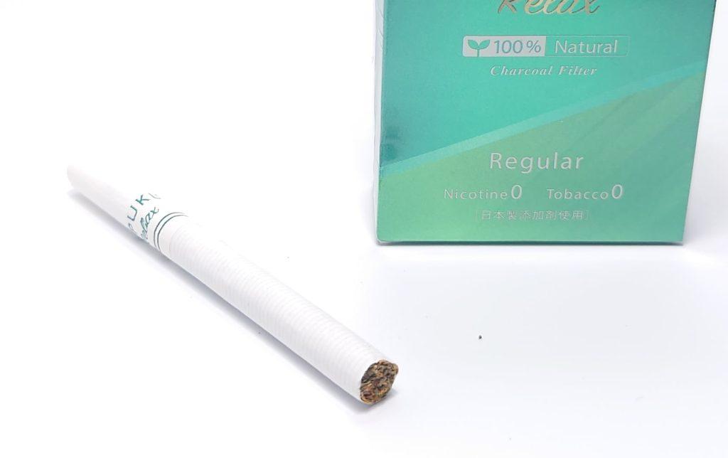 20210913 121037 - 【IPPUKU RELAX】ノーニコチン茶葉スティックをレビュー!~火を点けて吸う禁煙グッズ!~